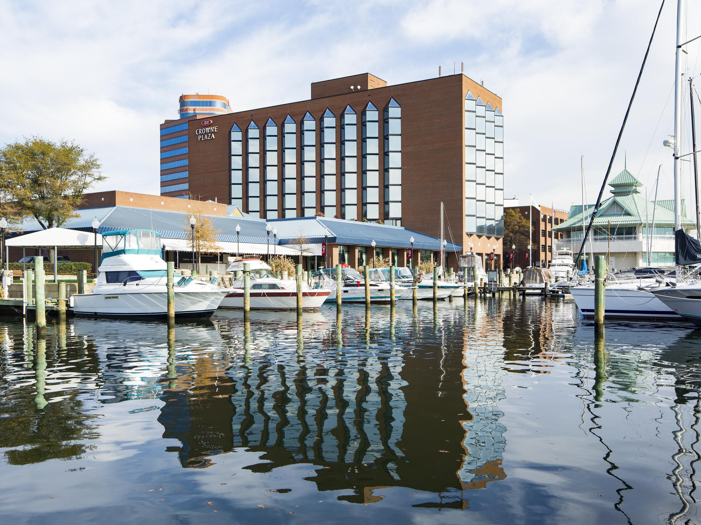 Shamin Hotels buys Downtown Crowne Plaza Hampton Marina and Renaissance Portsmouth-Norfolk Waterfront Hotels