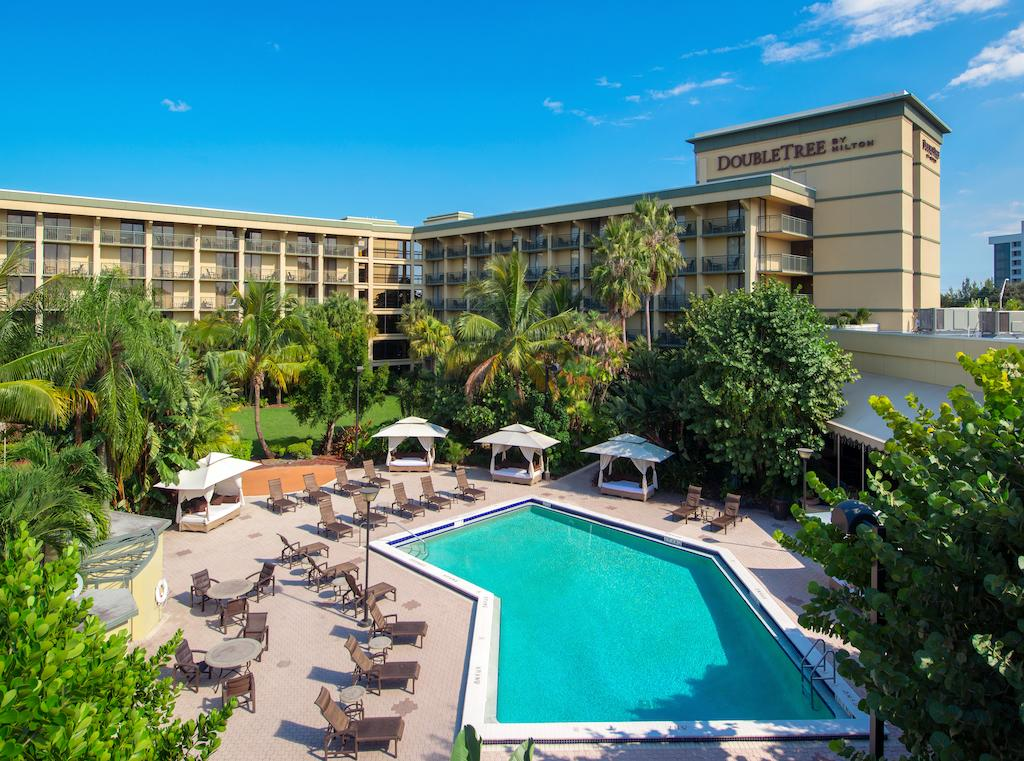 Doubletree Palm Beach Gardens Bought