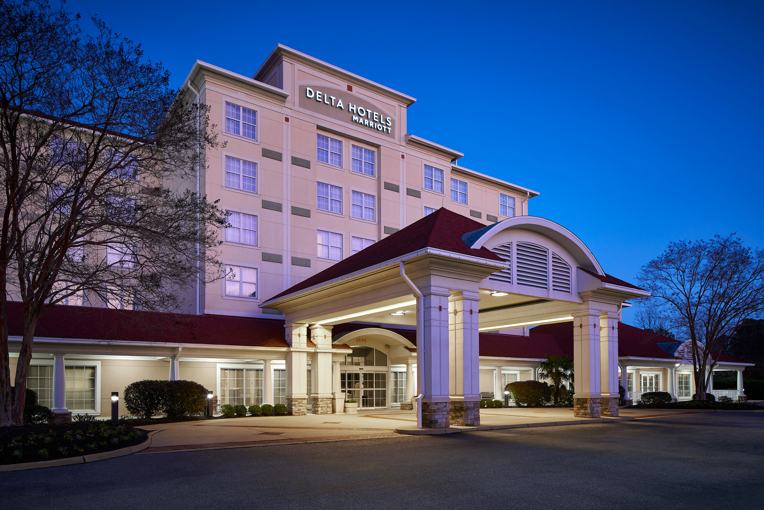Shamin Hotels Announces the Opening of the Fully Renovated Delta Hotel by Marriott Norfolk Airport