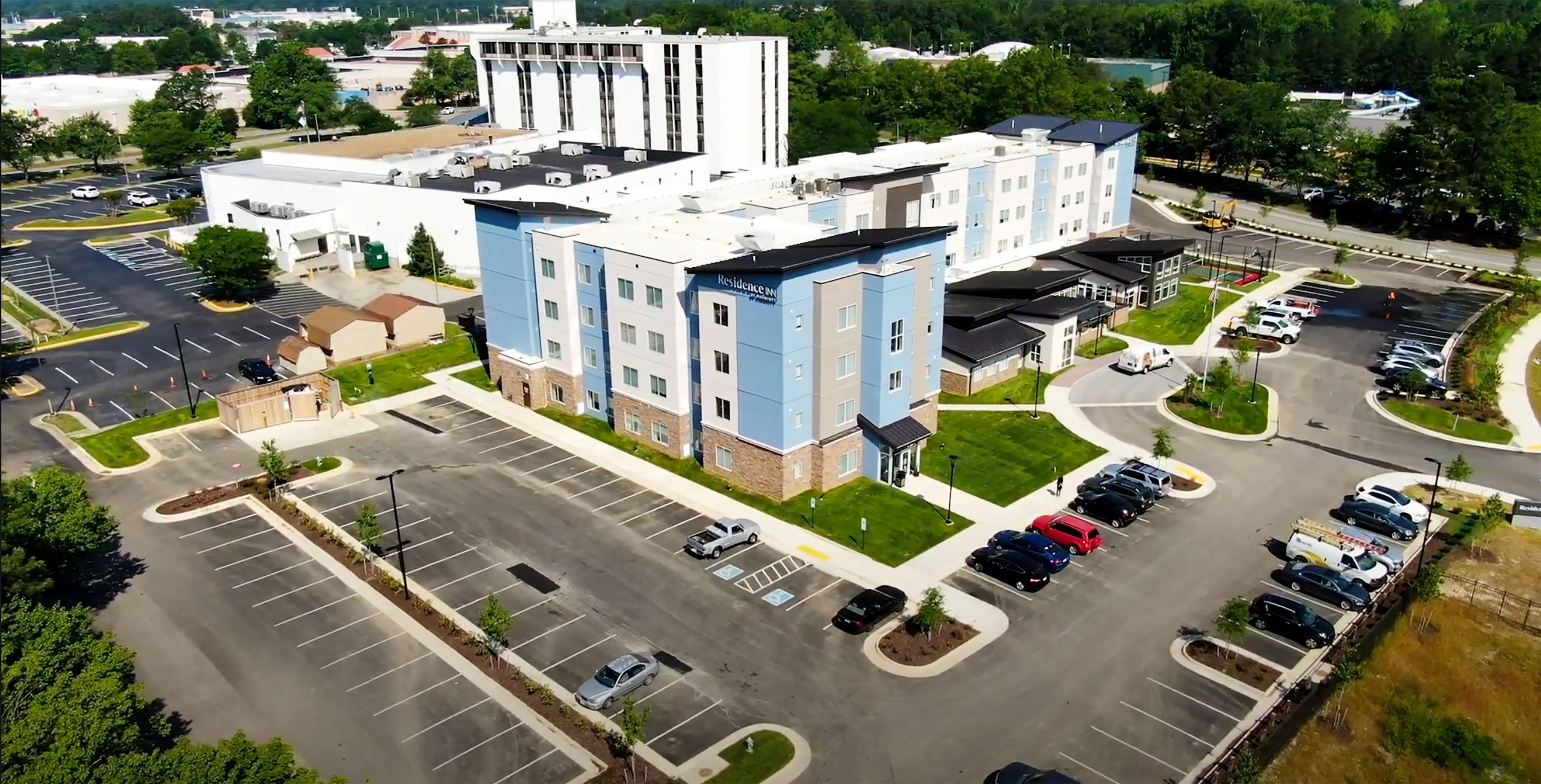 Introducing the All-Suite Residence Inn Richmond West/Midlothian